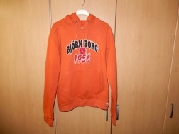 Bjorn Borg sweater met kapusjon zie foto,s