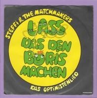Steffi & Matchmakers, the - Las Das Den Boris Machen [2446]