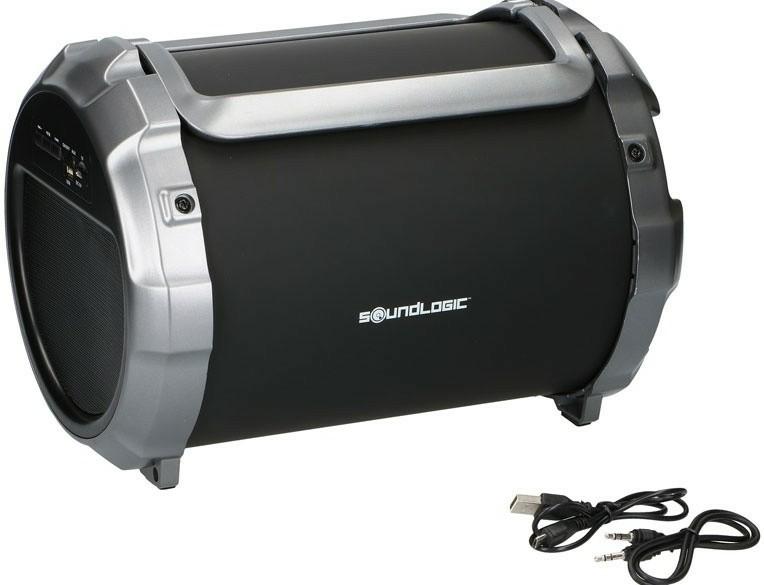 Draadloze bluetooth speaker - met subwoofer Aanbieding van…