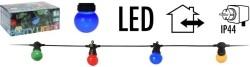 Feestverlichting 10 gekleurde LED-lampen - 8 lichtfuncties…
