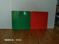 Duplo Lego Grondplaat GROEN 38 x 38 cm