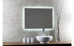 Sub 130 spiegel met LED-verlichting rondom en verwarming 80…