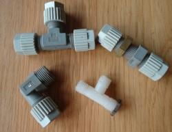 Te koop diverse gebruikte snelkoppelingen van Serto.