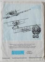 Brochure - Nationaal Luchtvaartmuseum Schiphol-Centrum