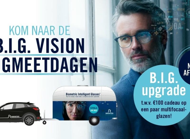B.I.G. Vision Oogmeetdagen bij Westerhof Optiek