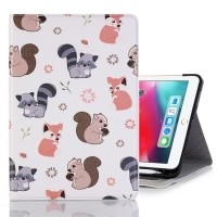 Squirrels Pattern Horizontal Flip Leather Case for iPad Pro…