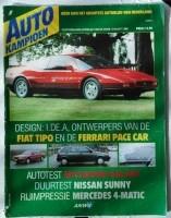 Auto kampioen - 5 maart 1988