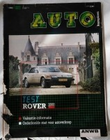 Auto Kampioen - 7 mei 1982