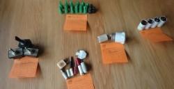 Te koop diverse gebruikte elektrotechnische materialen.