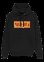 Fox Originals Amsterdam Gold Terry hooded sweater Maat L
