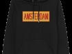 Fox Originals Amsterdam Gold Terry hooded sweater Maat XXL