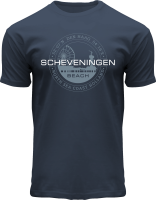 Fox Originals T-shirt Scheveningen - Den Haag Heren maat XL