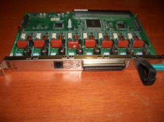 GE1234 Panasonic printplaat centrale LCOT8 LCOT 8
