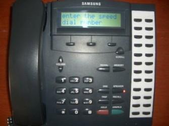 Partij van 5 Samsung KPDCS24B KPDCS 24 B LCD ZGAN