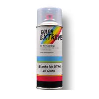 Color Extreme Blanke lak DTM 2K glans