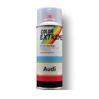 Audi LU7V Silber Grau Metallic bumper kleur