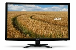 Mon Acer G6 G276HL 27inch F-HD /VGA/DVI/VESA/SPEAKERS Zwart