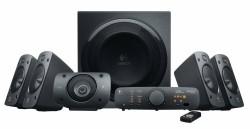 Logitech Z906 Speaker set 5.1 kanalen 500 W Zwart