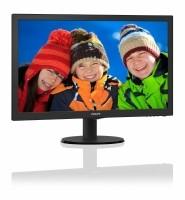 Mon Philips 23.6Inch 243V5LHAB / F-HD / DVI / HDMI