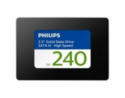 SSD Philips 240GB 2.5inch ( 450MB/s Read 360MB/s )