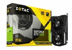 VGA ZOTAC GeForce GTX 1050 2GB DDR5 OC