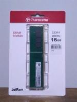 Mem Transcend JetRam 16GB DDR4 2666MHz DIMM