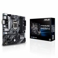 MB Asus Prime B460M-A  / 4 x DDR4 / PCI-E / LGA 1200 / mATX