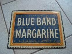 Blue band bord