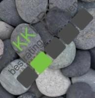 Beach Pebbles Zwart 16-25 mm