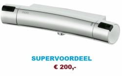 Douchekraan thermostaatkraan Mora MMix T5 731100