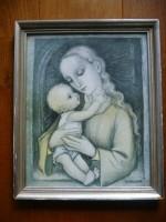 Maria met Kind - M.I.Hummel.