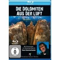 Special Interest - Die Dolomiten aus der Luft [Blu-ray]