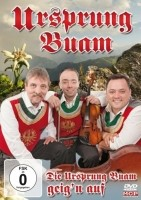 Ursprung Buam - Geig'n auf (CD)