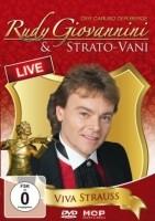 Rudy Giovannini & Strato-Vani Live (DVD)