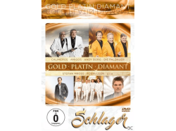 VARIOUS -  GOLD-PLATIN-DIAMANT SCHLAGER (DVD