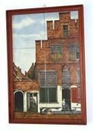 Tegelplateau Vermeer