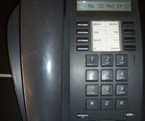 Partij van 5x KPN Vox Novo D351 Alcatel telefoon
