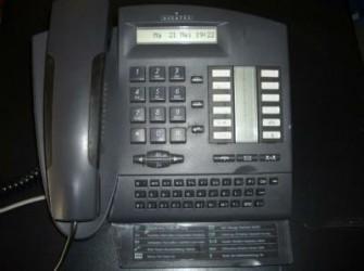 Partij van 5 KPN Vox Novo Alcatel D352 telefoon