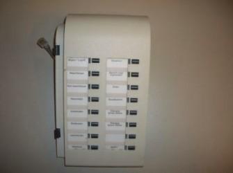 Partij 10X Siemens Optiset E Key module keymodule