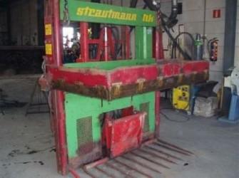 Strautmann kuilsnijder HK 4