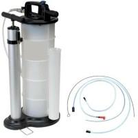 Oliepomp extractor
