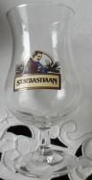 Glas - St Sebastiaan