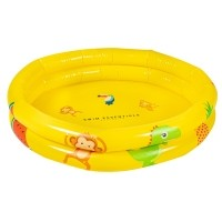 Baby Zwembadje Geel 63cm