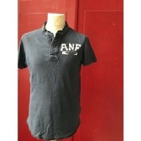 4 abercrombie & fitch poloshirts