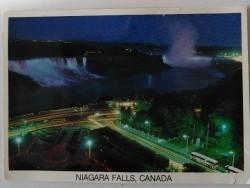 Ansichtkaart - Niagara Falls, Canada