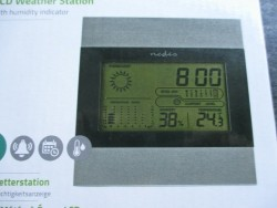 LCD Weather Station