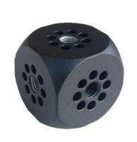 DICE Dobbelsteen M12 zwart