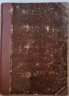Oud boek met twee verhalen