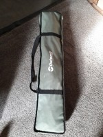 Outwell folding camping bed deluxe