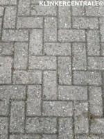 20211 ROOIKORTING 1.100m2 grijs betonklinkers straatstenen…